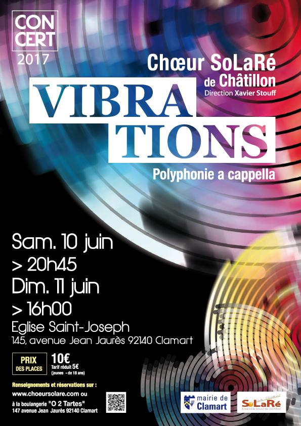 Affiche Vibrations SoLaRé 2017