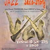 SaxoStory 10/06/2016