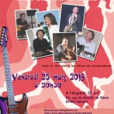 Blues de Paris 25/03/2016