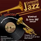2017 centenaire du premier disque de jazz enregistré