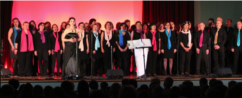 Concert GOSPEL le 9 Décembre à Clamart