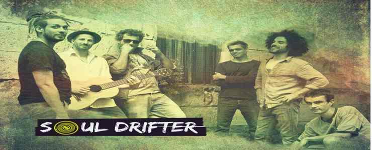 Soul Drifter le 25 Novembre à Clamart
