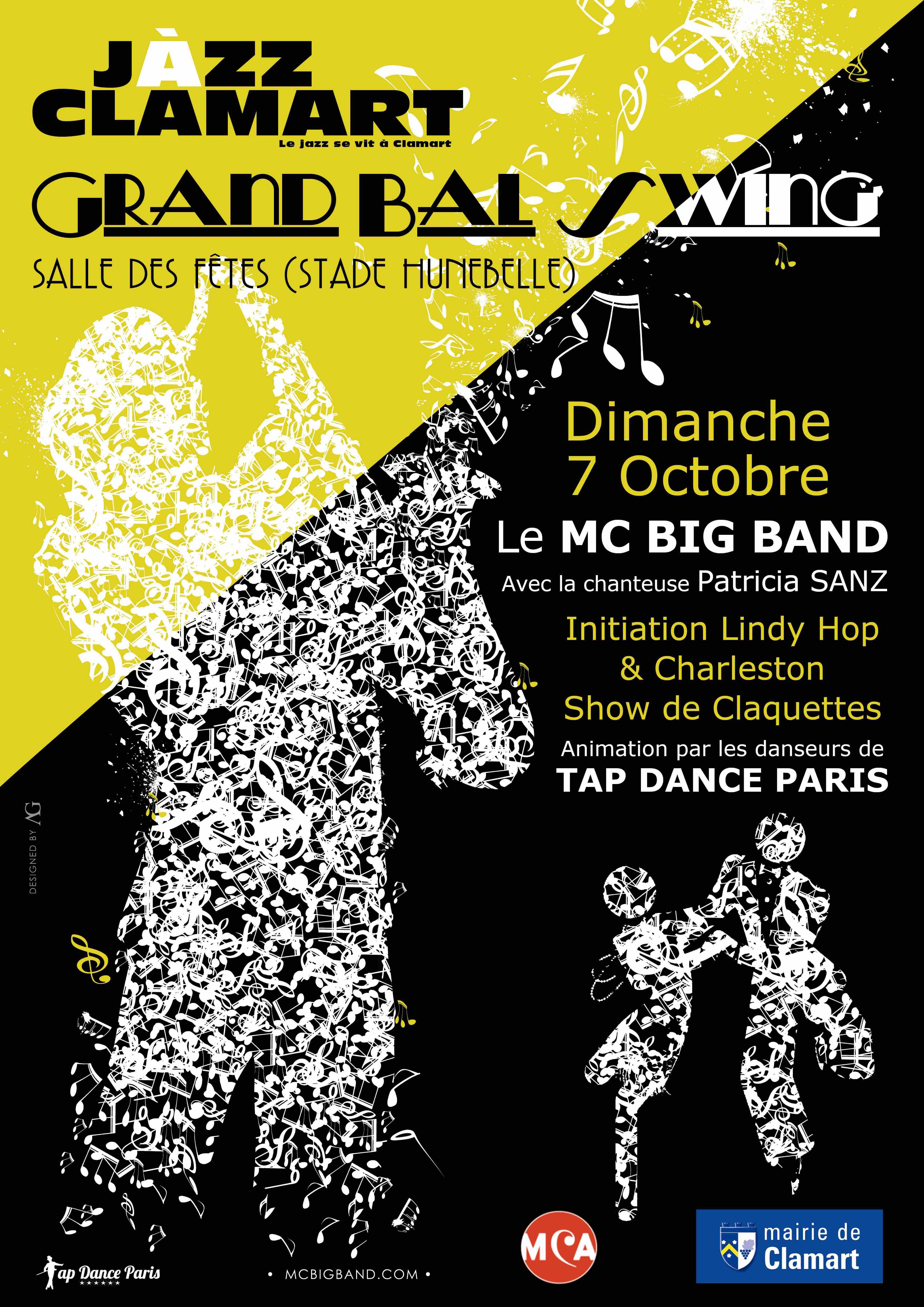 MCBB - Bal Swing - Jazz à Clamart 2018 (bis)